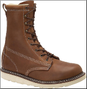 "Carolina Men's 8"" Domestic Broad Toe-Brown CA7001 (SKU: CA7001)"