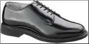 Bates Men's Lites Leather Oxford-Black - E00932 (SKU: E00932)