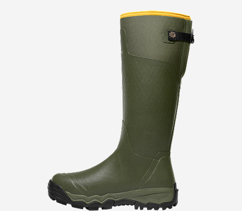 Lacrosse Men S Alphaburly Pro 18 Quot Hunting Boots Forest